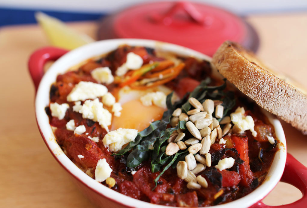 My Healthy Shakshuka Recipe
