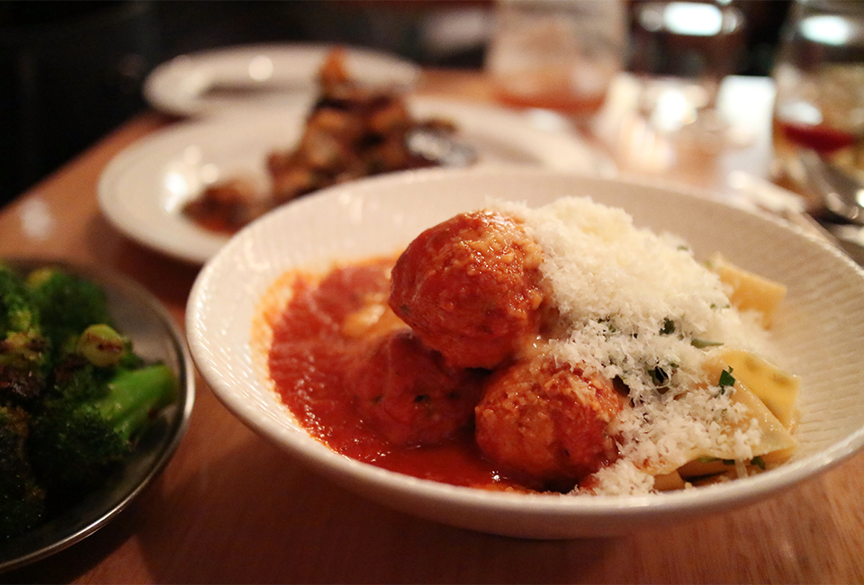 Mouth Watering Meatballs