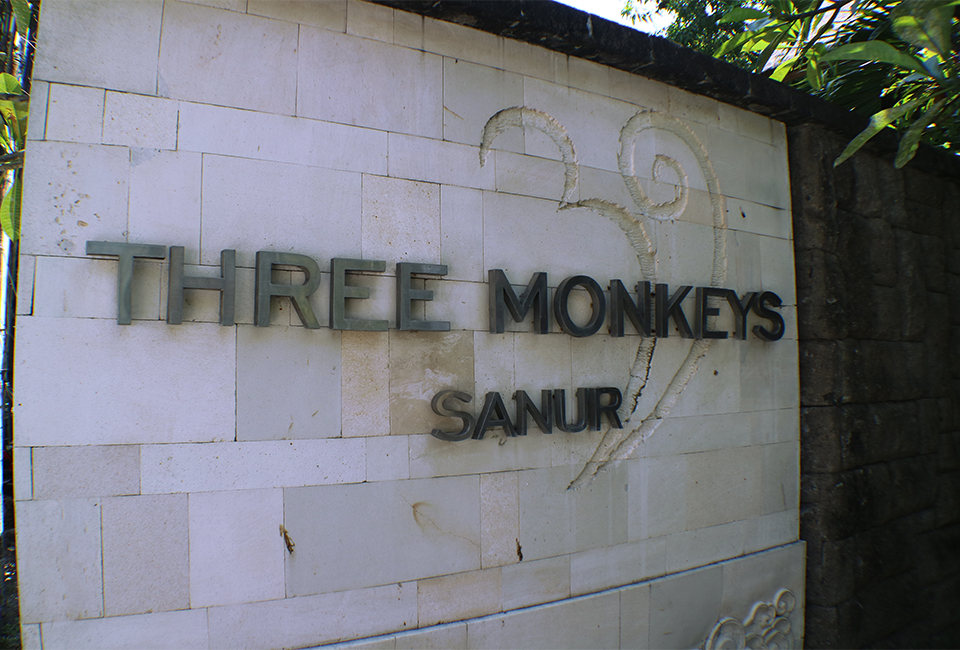 Three Monkeys Sanur