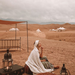 Scarabeo Camp Morocco