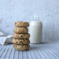 Choc Chip Hemp Seed Cookies