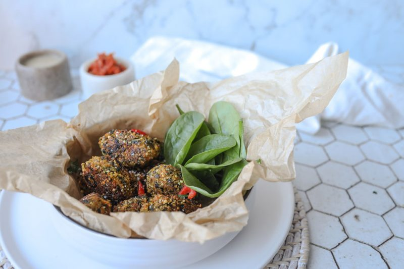 Quinoa Hemp Hearts Nuggets
