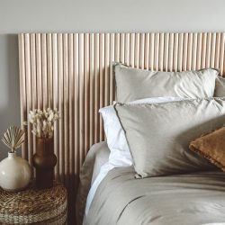 Bunnings DIY Headboard