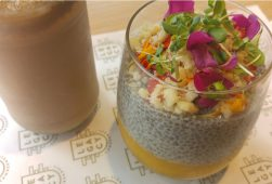 Mango Chia Pudding At Legacy Camberwell